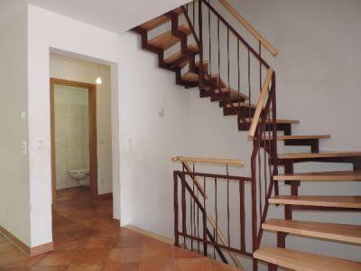 Blick zur Treppe