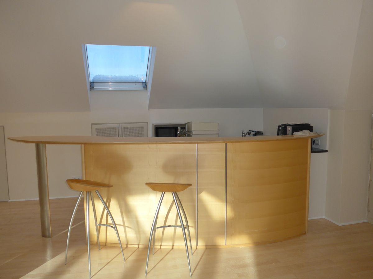 Extravagantes Büro/Loft Schwabing