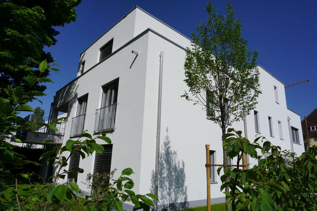 Favorit Moderner Neubau: 4-Zimmer-Premium-Wohnung mit großer Loggia/Balkon CT79